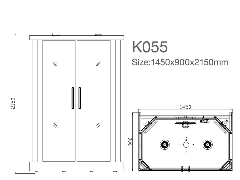 ir-shower-k055-scheme