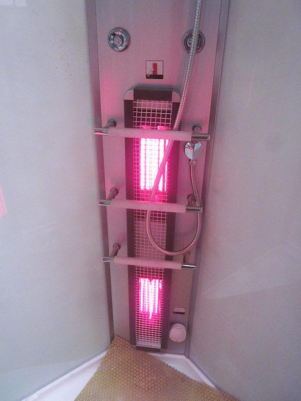 душевая кабина KOY k063 - нагревательный элемент